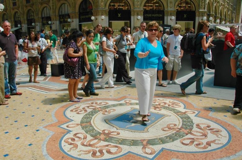 Milan La Galleria